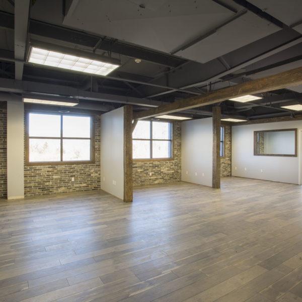 Bon Rustic Modern Office Space